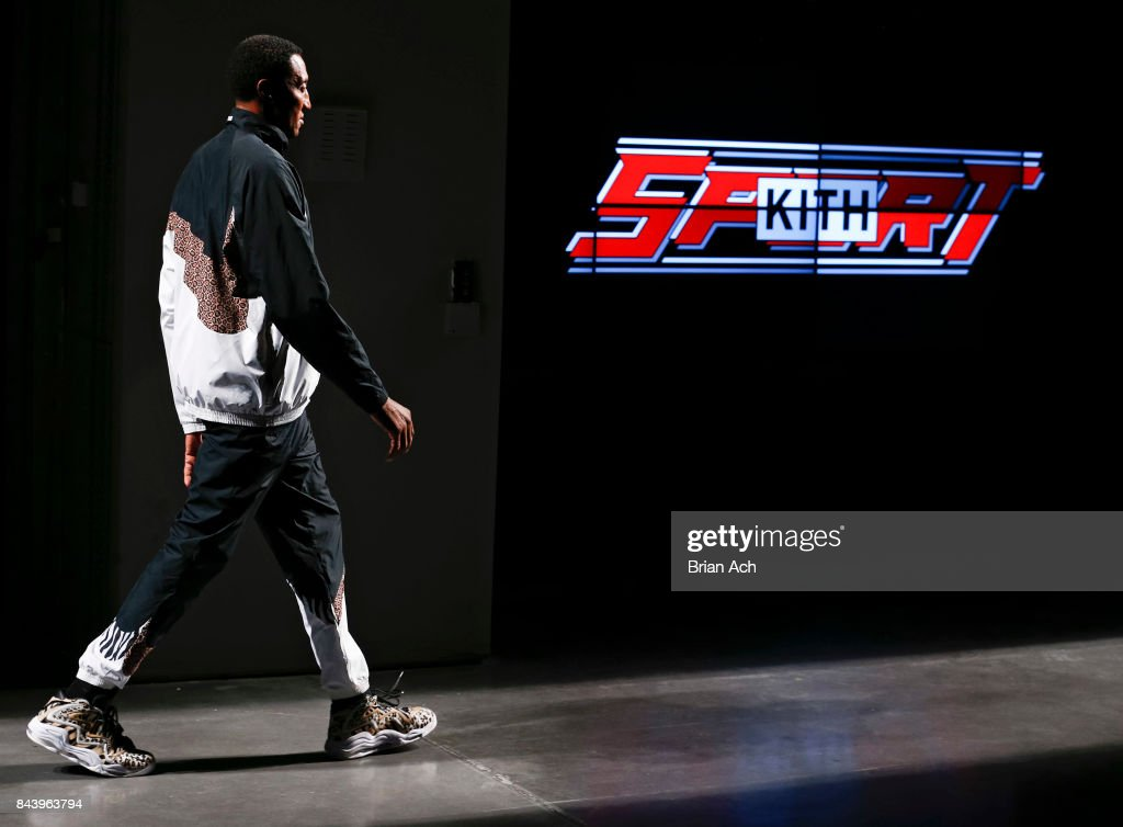 Kith Sport - Runway - September 2017 - New York Fashion Week : News Photo