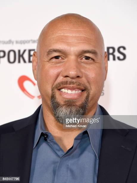 Retired NBA player Tracy Murray at the Heroes for Heroes Los Angeles Police Memorial Foundation Celebrity Poker Tournament at Avalon on September 10...