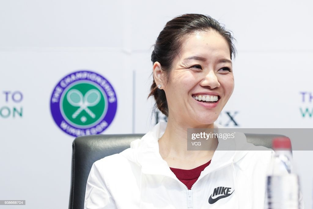 Li Na Attends 'The Road To Wimbledon' Event In Beijing : News Photo