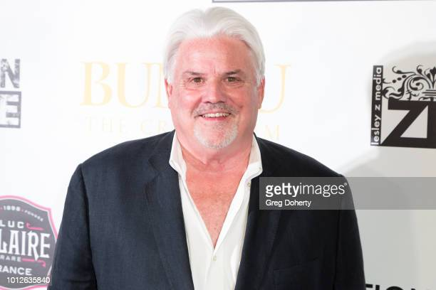 Retired Undercover DEA Agent Michael McManus attends George Jung's Birthday Celebration And Screening Of Blow at TCL Chinese 6 Theatres on August 6...