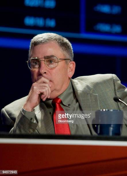 Retired US Army General John Abizaid former commander of the US Central Command listens at the Oil ShockWave meeting in Washington DC US on Thursday...