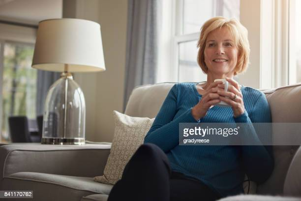 retirement as it should be - one senior woman only stock pictures, royalty-free photos & images