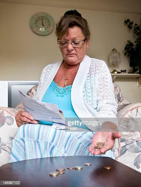 Ruhestand: Zählen der sparen