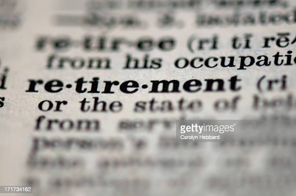 Retirement Definition From Dictionary
