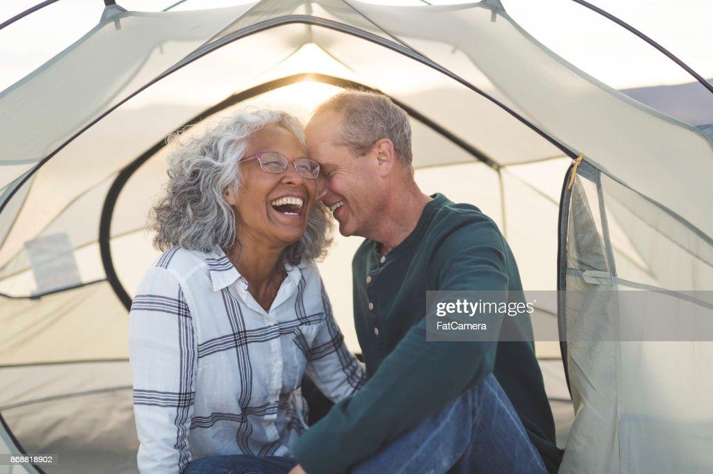 Ruhestand geht nicht viel süßer als das : Stock-Foto