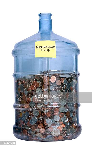 retirement fund full bottle