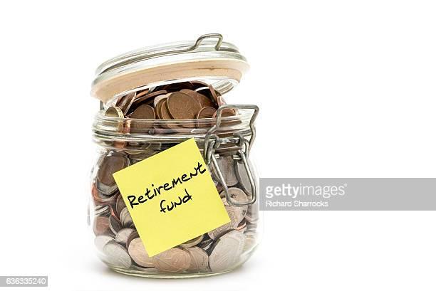 retirement fund - モーペス ストックフォトと画像