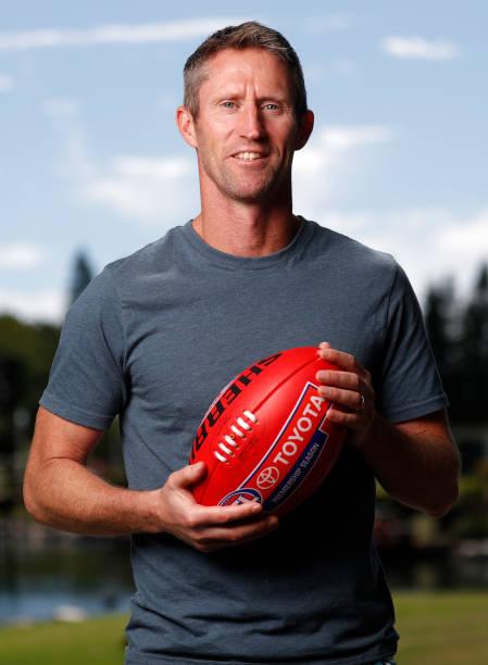 AUS: AFL Umpire Shaun Ryan Portrait Session