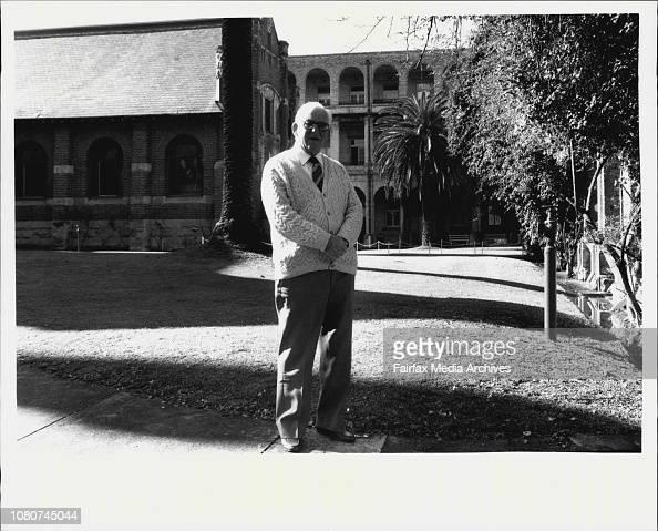 Retiring Maths teacher of 58 years Mr. Bruce Kinnaird ...