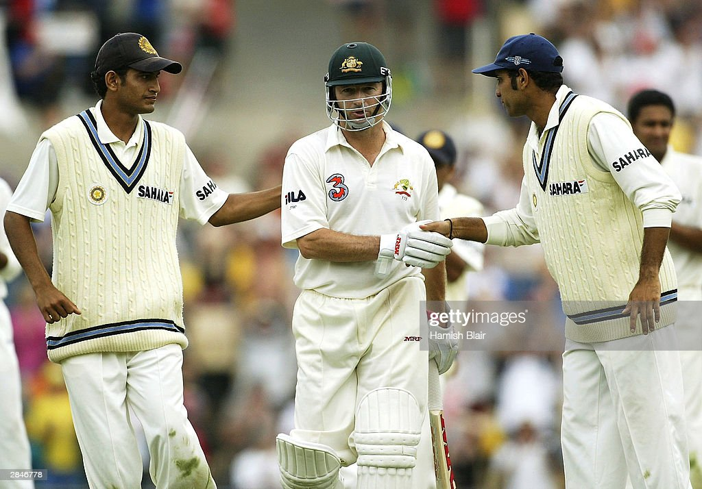 4th Test Australia v India Day Five : News Photo