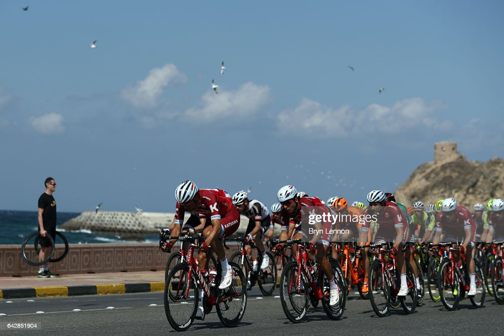 8th Tour of Oman 2017 - Stage Six