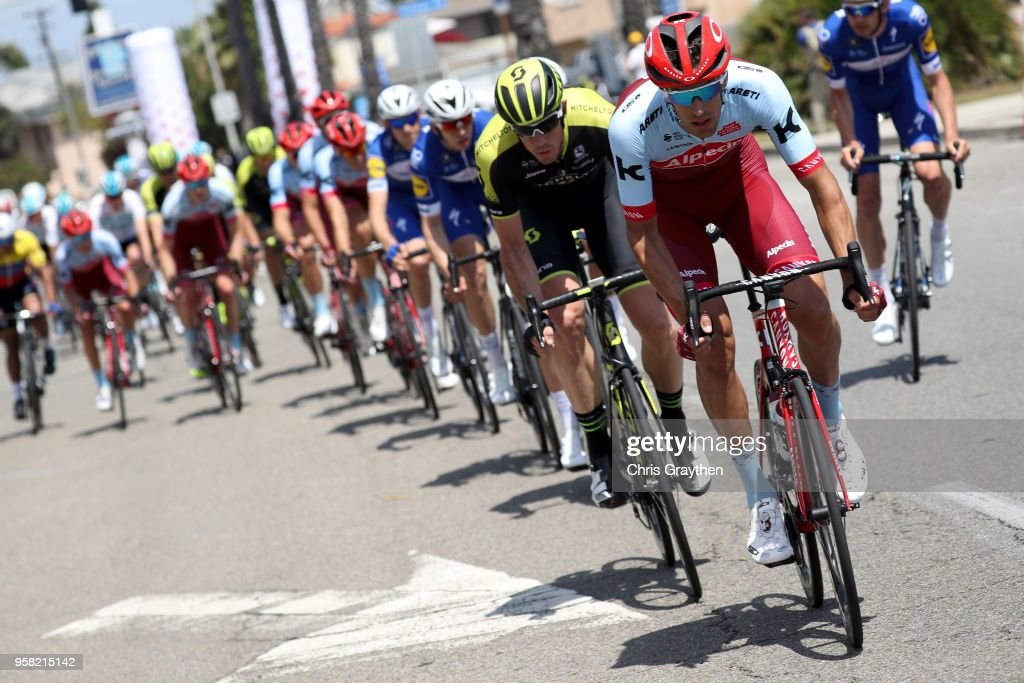 Amgen Tour of California - Stage 1 Long Beach