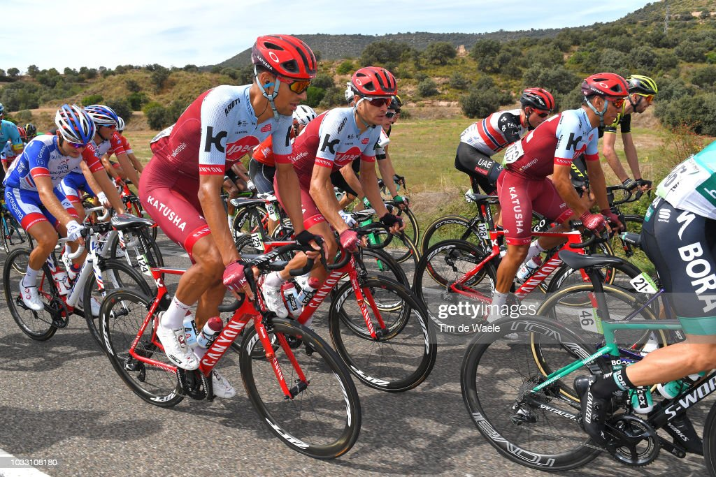 73rd Tour of Spain 2018 - Stage Nineteen