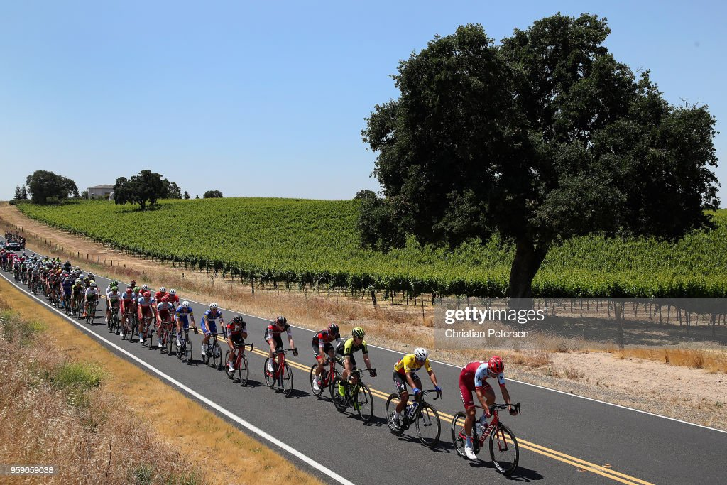 Amgen Tour of California - Stage 5 Stockton to Elk Grove