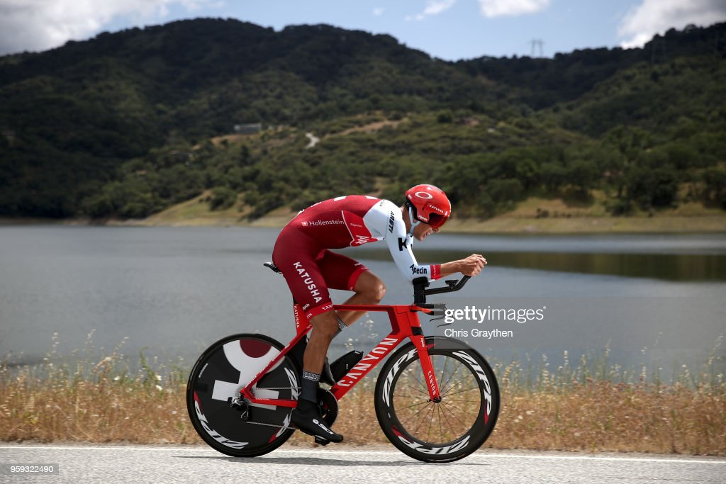 Amgen Tour of California - Stage 4 San Jose / Morgan Hill