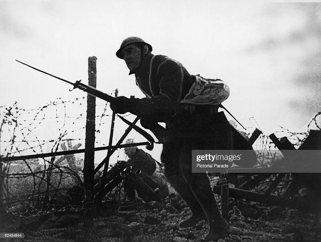 Allied Soldier : Photo d'actualité