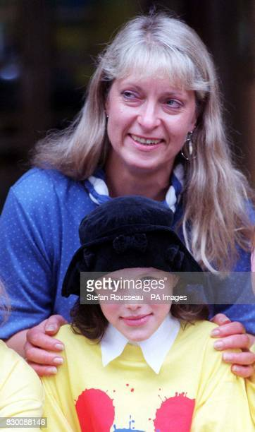Retranmsitted library filer dated 91097 of teacher Lynda Roberts who helped tenyearold Josie Russell recover after the horrific murder in Kent of her...