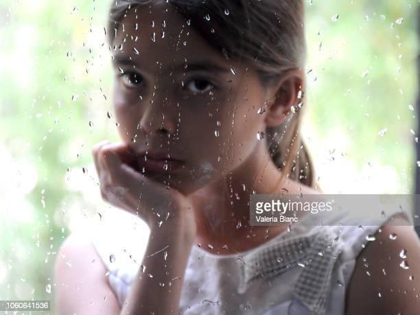 retrato niña