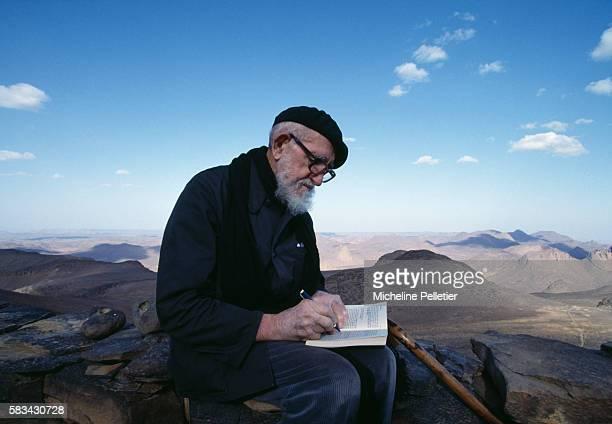 Retreat of Abbe Pierre in the Hoggar Desert