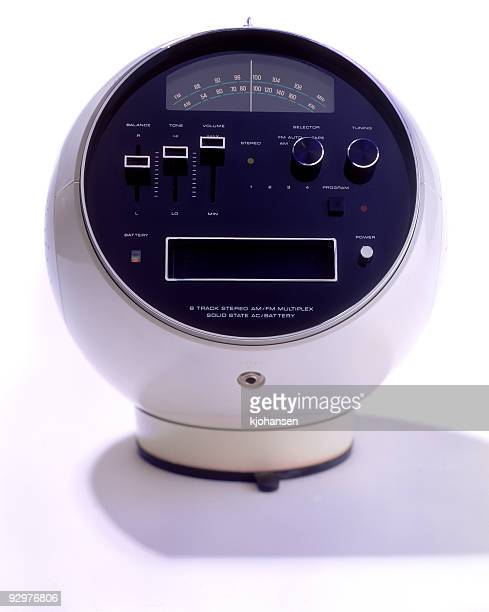 Retro 8-Track Player