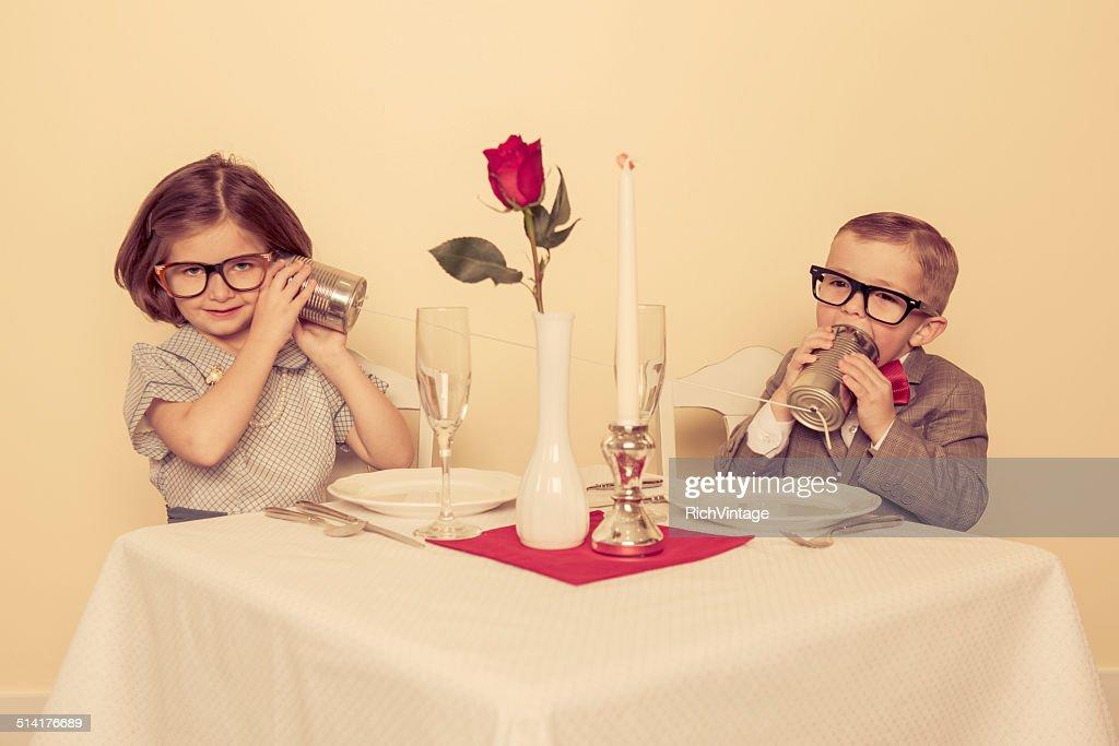 Retro Communication : Stock Photo