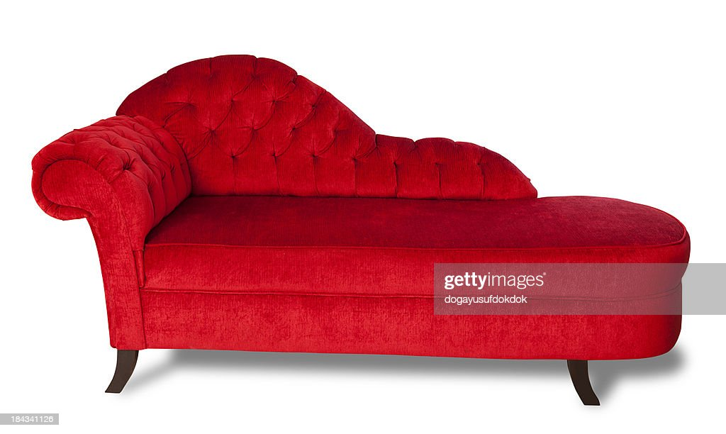 Retro Furniture with Clipping Path : Stock Photo