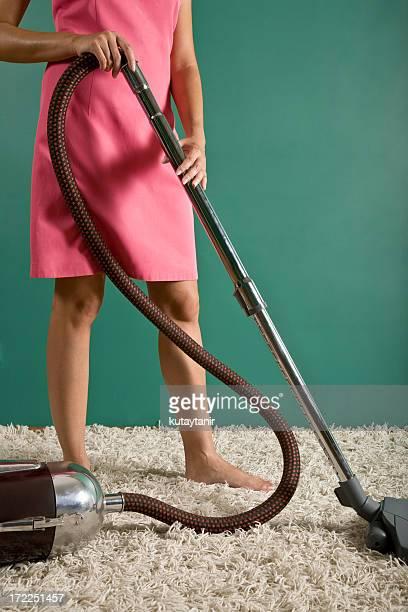 Retro Hausfrau