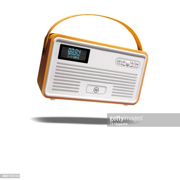 Retro Mk II digital radio, taken on August 16, 2016.