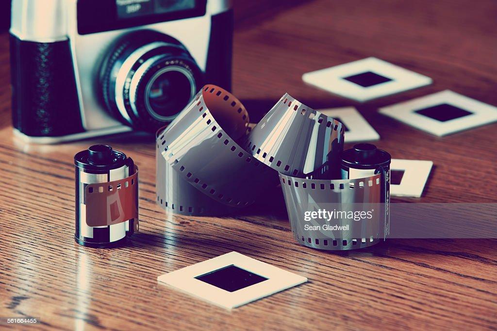 Retro photography : Stock Photo