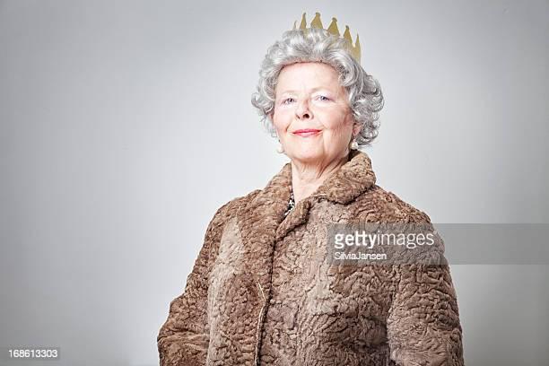 retro queen
