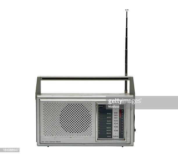 レトロラジオ - ラジオ ストックフォトと画像