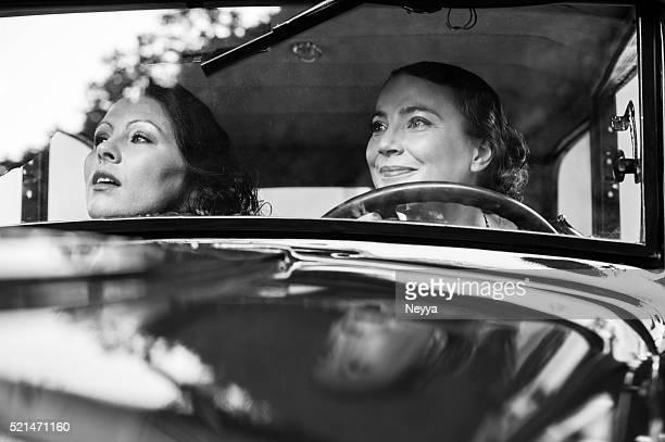 Retro Road Trip - 1930 Style
