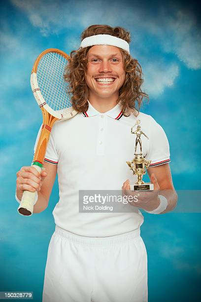 retro sport 65 - racquet stock pictures, royalty-free photos & images