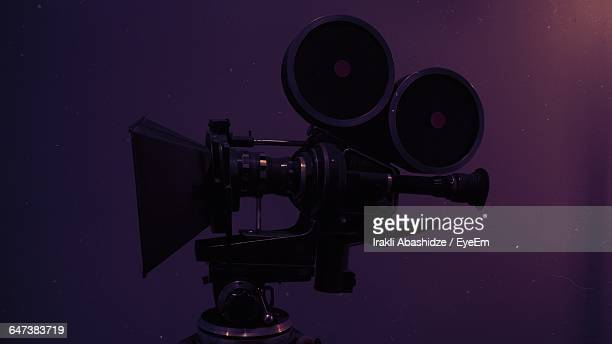 retro style movie camera - television camera stock pictures, royalty-free photos & images