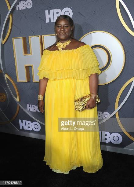 Retta arrives for the HBO's Post Emmy Awards Reception held at The Plaza at the Pacific Design Center on September 22, 2019 in West Hollywood,...