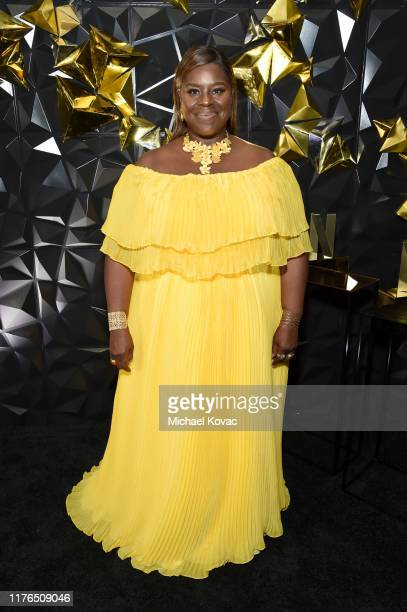 Retta attends the 2019 Netflix Primetime Emmy Awards After Party at Milk Studios on September 22 2019 in Los Angeles California