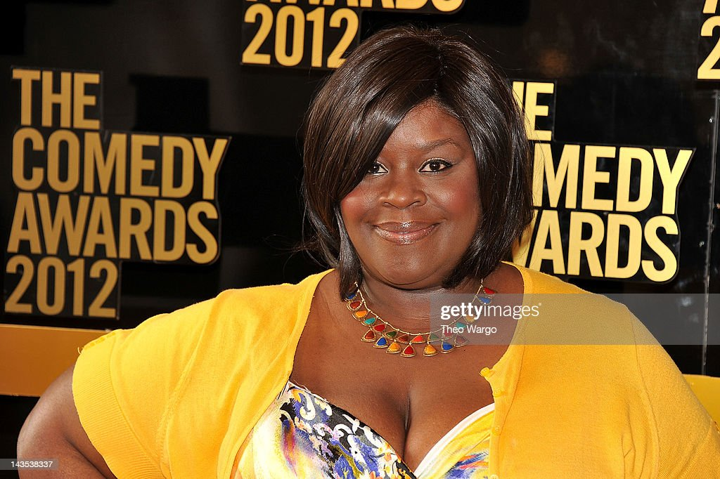 The Comedy Awards 2012 - Arrivals : News Photo