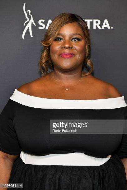 Retta attends The Hollywood Reporter and SAGAFTRA Celebrate Emmy Award Contenders at Annual Nominees Night on September 20 2019 in Beverly Hills...