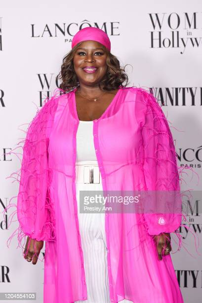 Retta attends the Vanity Fair and Lancôme Women in Hollywood celebration at Soho House on February 06 2020 in West Hollywood California