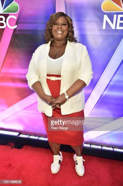 """Retta from """"Good Girls"""" attends the NBC Midseason New York Press Junket at Four Seasons Hotel New York on January 23, 2020 in New York City."""