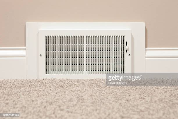 HVAC Return Air Wall Register Vent