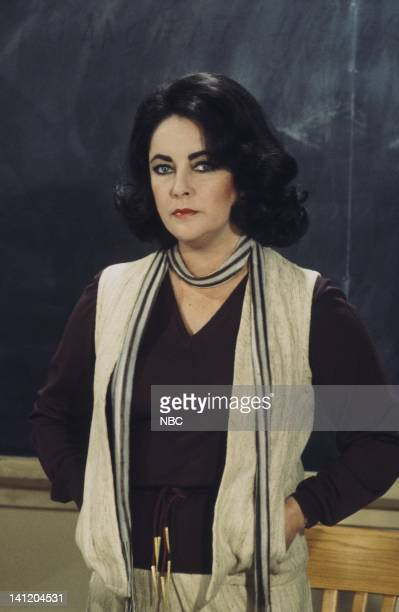 FAME 'Return Engagement' Air Date Pictured Elizabeth Taylor as Dr Emily Loomis Photo by NBCU Photo Bank
