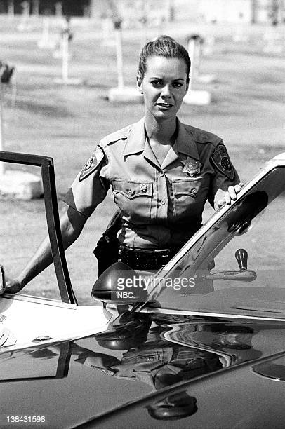 CHIPS Return of the Supercycle Episode 7 Aired Pictured Anne Lockhart as Patrolman Kathy Mulligan