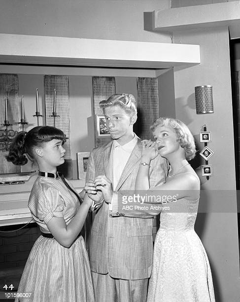 ANGELS Return of the Wheel Aired on September 6 1957 SHEILA