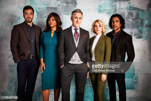 INSTINCT returns for its second season Sunday June 16 In season two NYPD consultant Dylan Reinhart is reinstated after being put on leave just in...