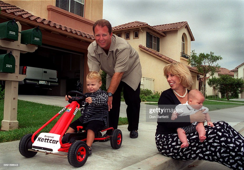 Re Tustin Keene Db 8 10 97 Tustinranch Kevin Keene With Son Trevor News Photo Getty Images