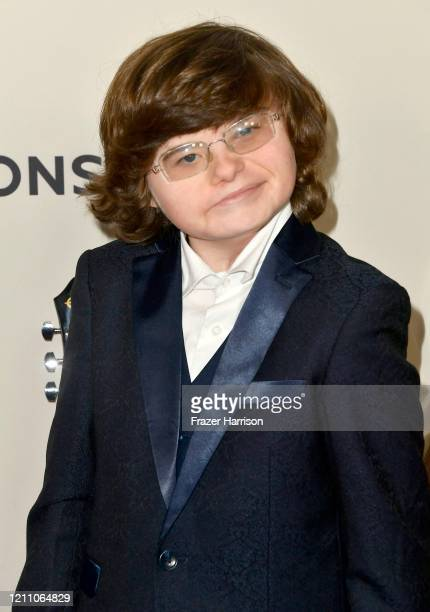 Reuben Dodd attends the premiere of Lionsgate's I Still Believe at ArcLight Hollywood on March 07 2020 in Hollywood California