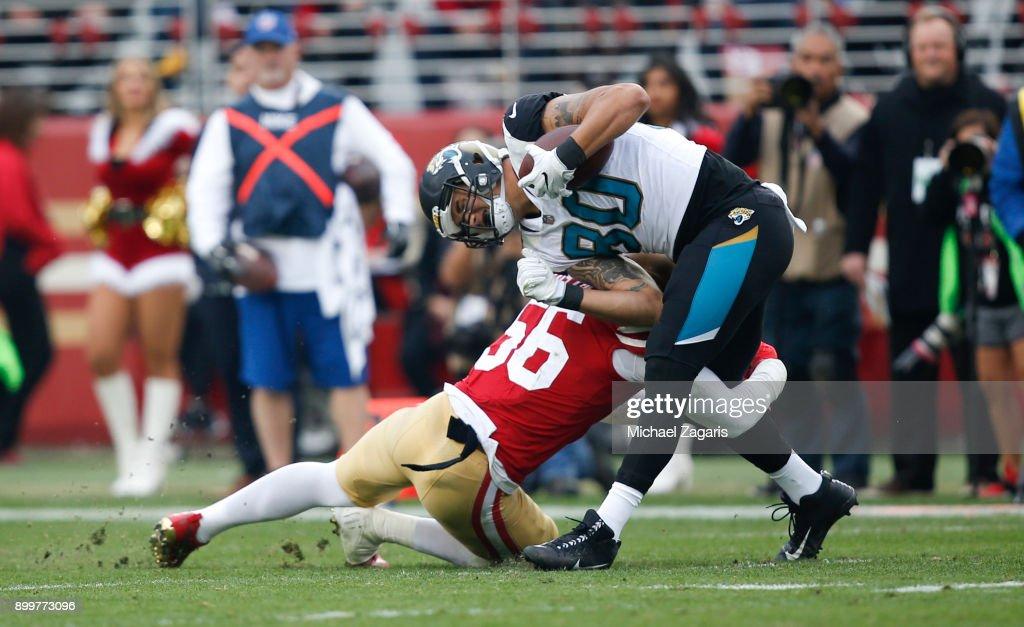 Jacksonville Jaguars vSan Francisco 49ers