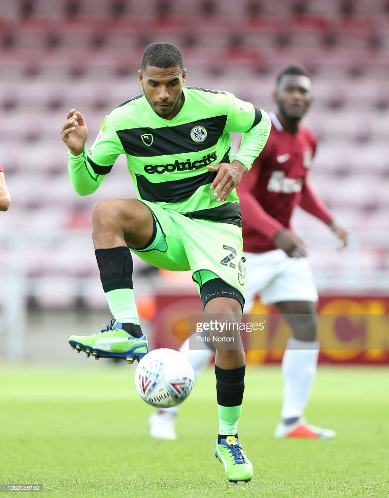 Northampton Town v Forest Green Rovers - Sky Bet League Two : News Photo