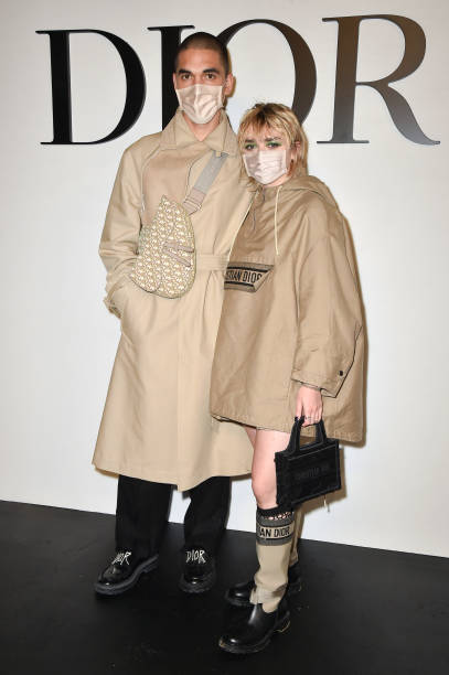 FRA: Dior : Photocall -  Paris Fashion Week - Womenswear Spring Summer 2021